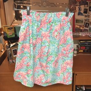 Handmade Lilly Pulitzer Skirt